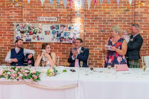 rustic wedding speeches in Bedfordshire, Robert Nelson Wedding Photography