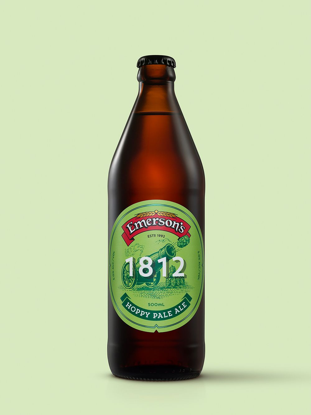 Emersons beer 1812 Hoppy Pale Ale