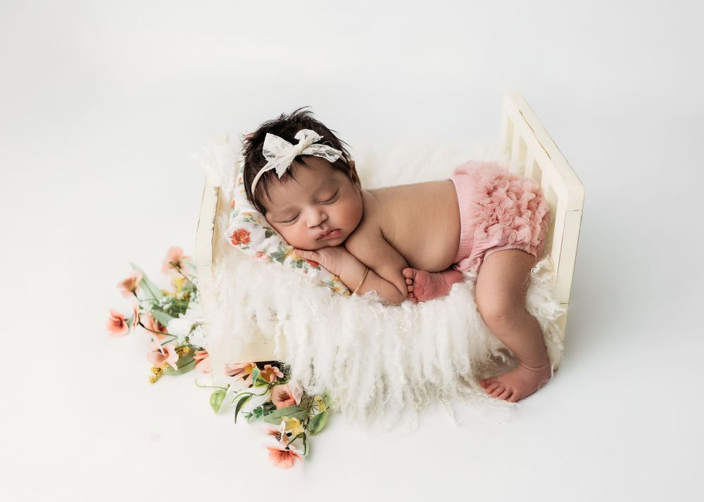 Ridgefield CT newborn photographer