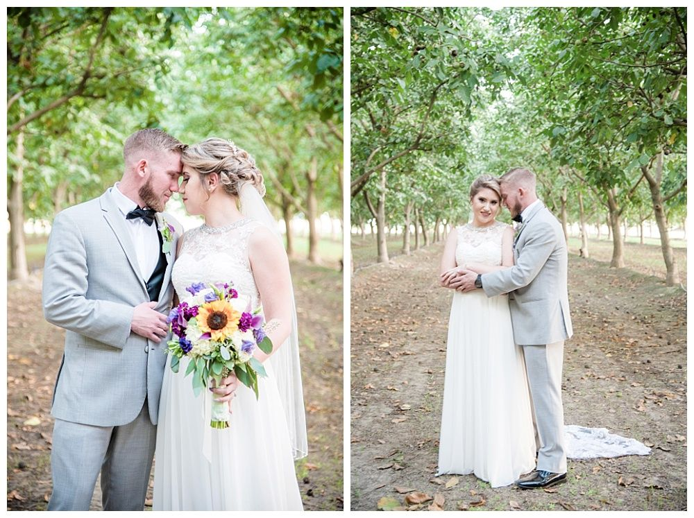 Visalia Central Valley California Koetsier ranch wedding