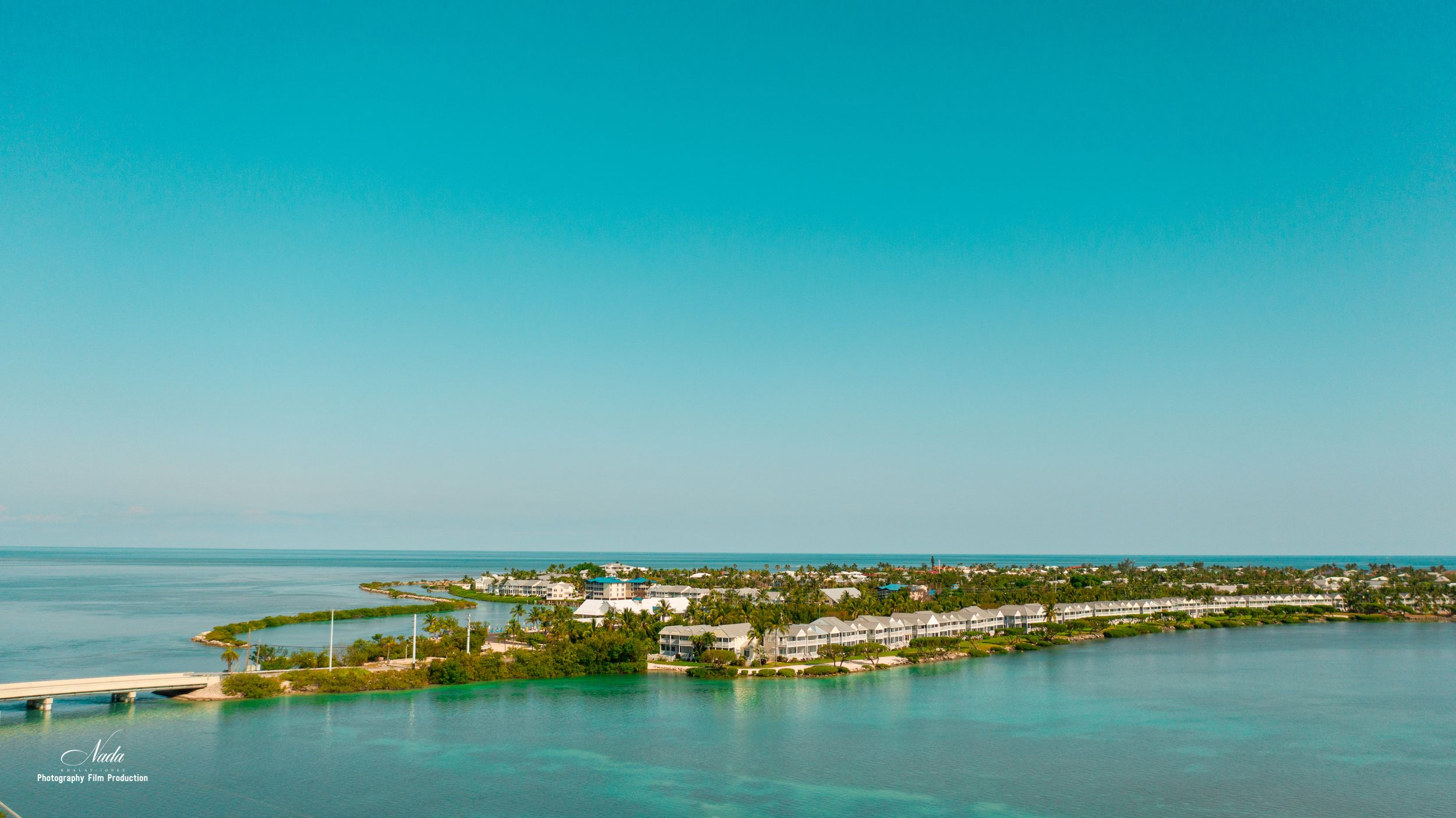 Florida Keys drone photography