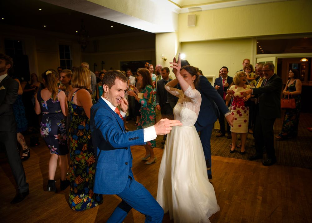 Party Dancing - Hunters Inn, Parracombe, Devon