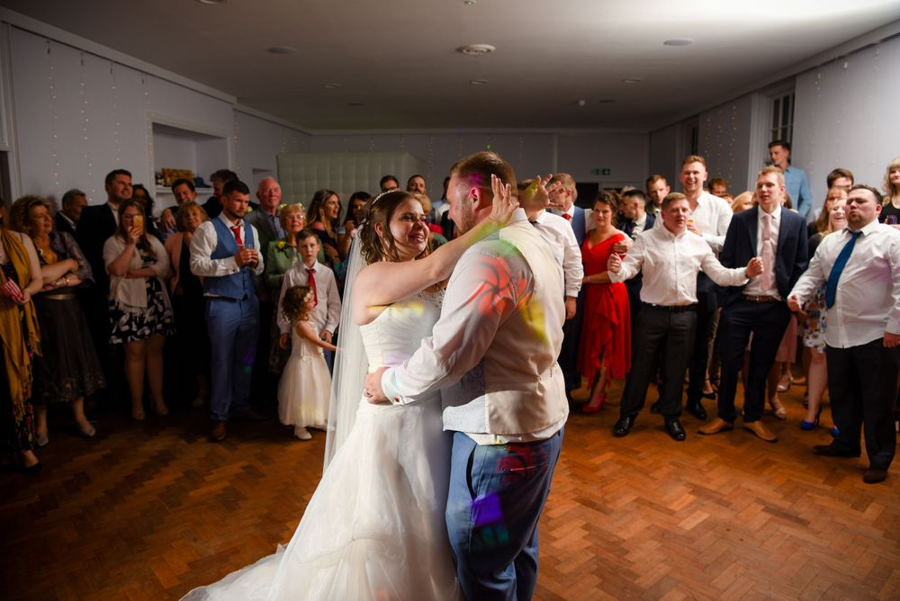 First Dance - Tawstock Court