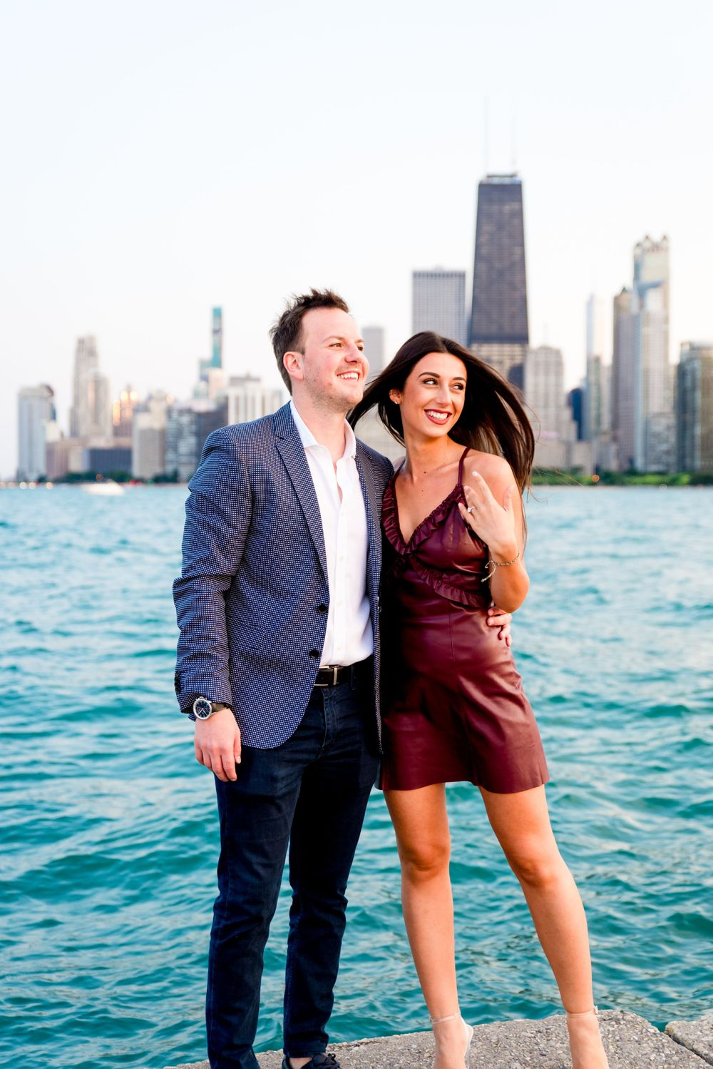 Chicago proposal at North Avenue Beach