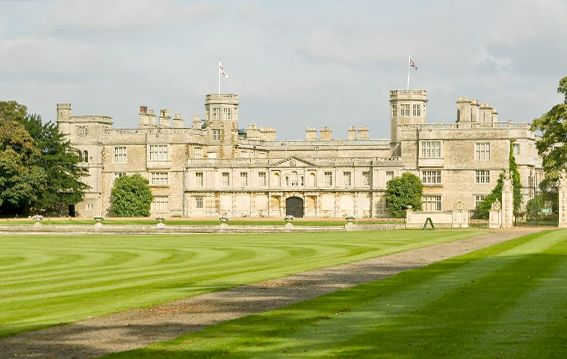 CASTLE ASHBY NORTHAMPTON is on Faye Amare's wedding venue bucket list