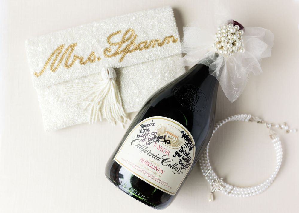 Personalized Wedding Details by Mordi Photographie.