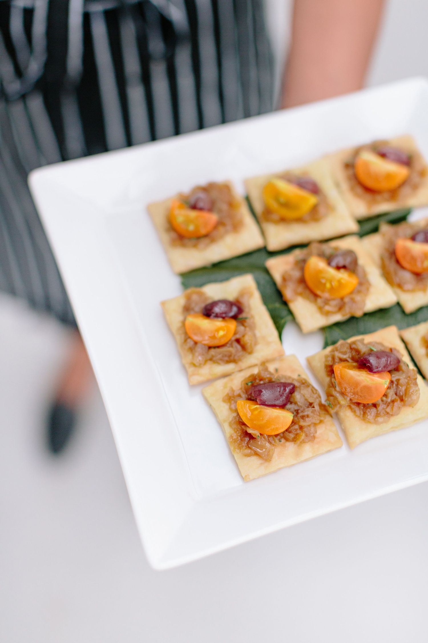joy road catering appetizers