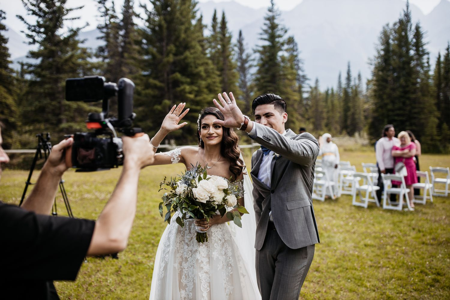 Banff and Canmore Wedding Livestream