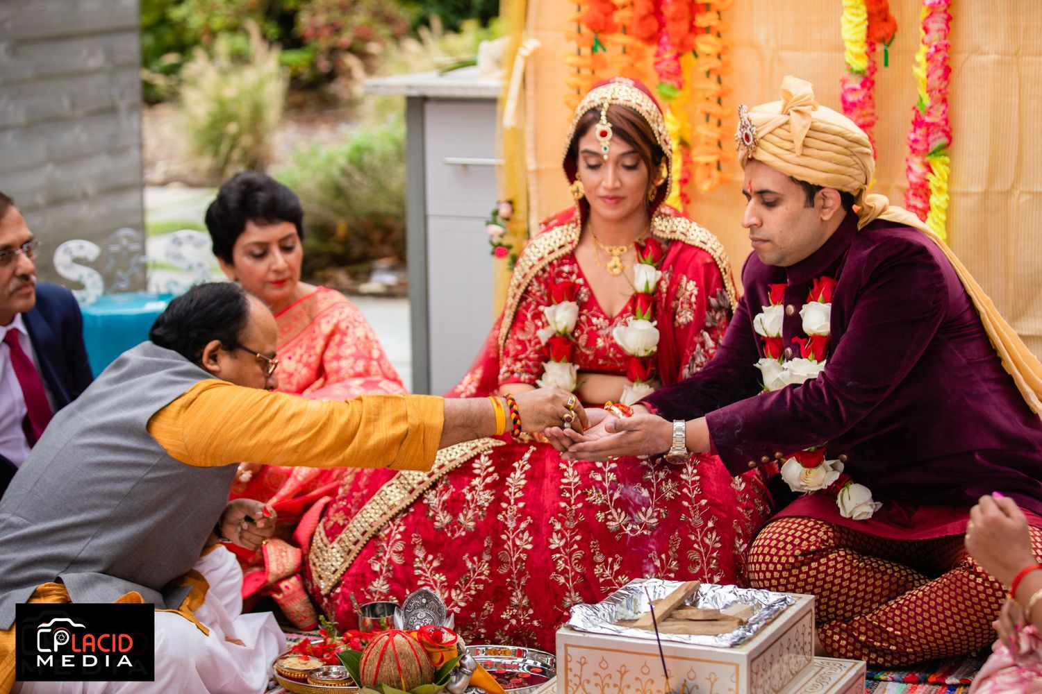 A Hindu marriage is a sacrament, not a contract.
