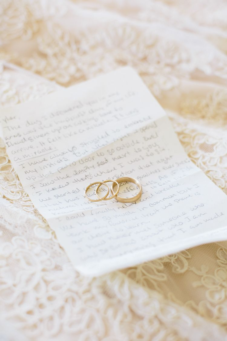Oklahoma wedding photographer photographers Aaron Snow New Orleans Wedding rings letter bride groom day