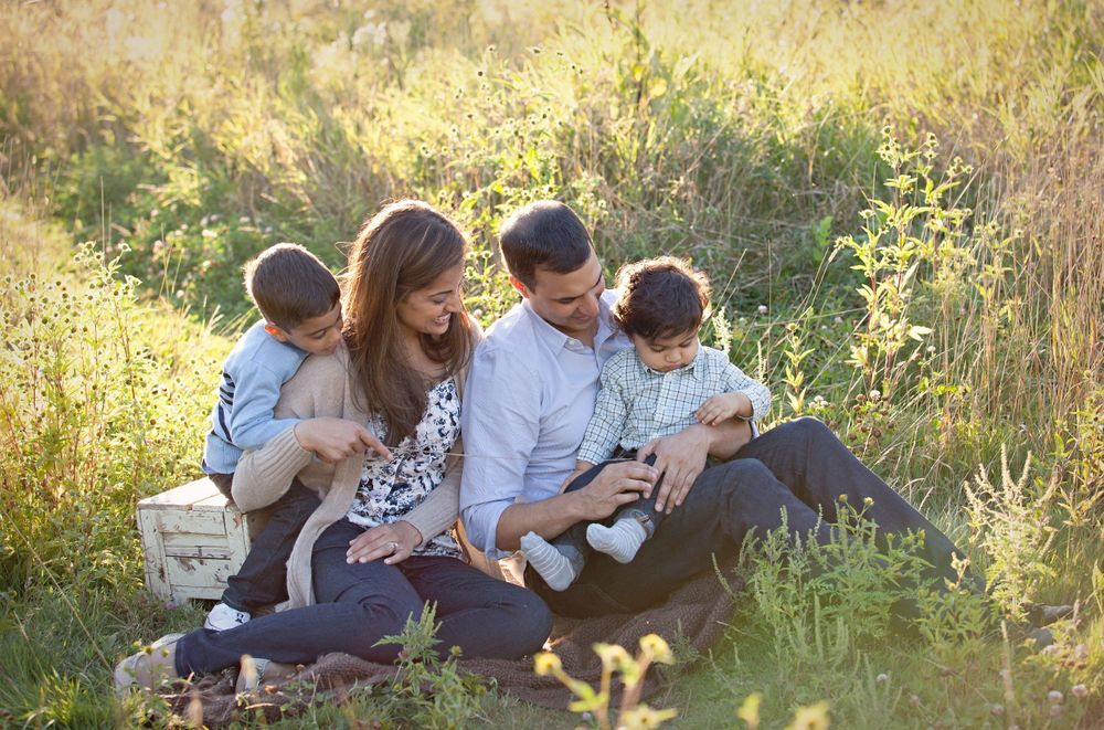 Brampton Family photography