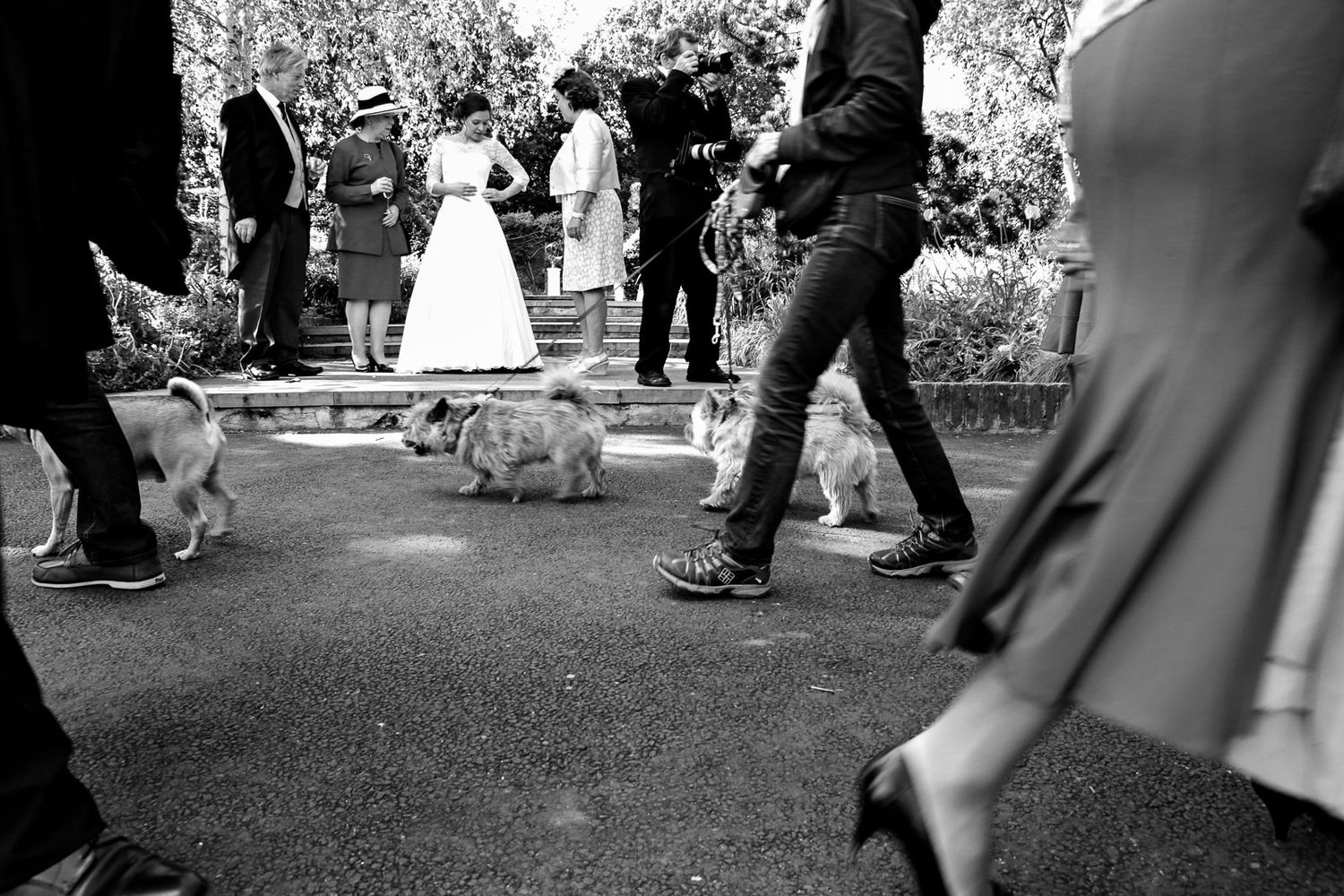 reportage natural creative wedding photographer London