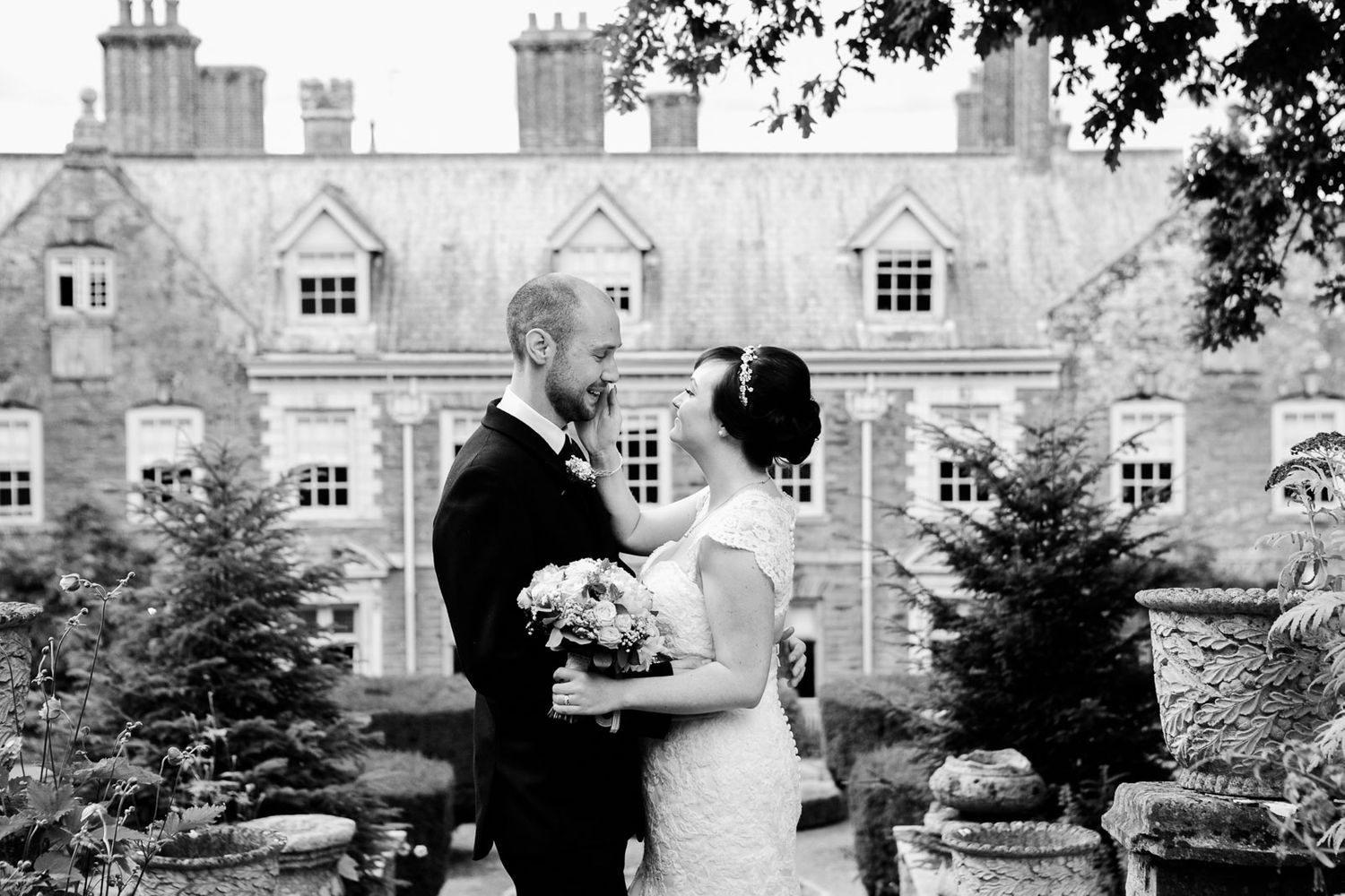 Langdon Court wedding photographer