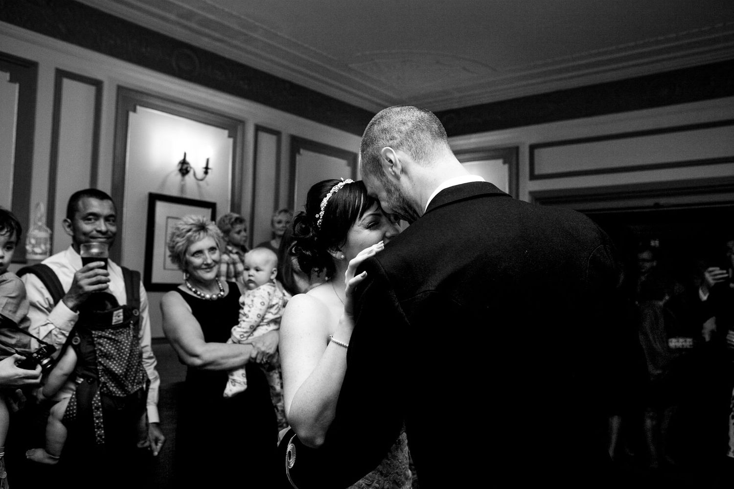first dance wedding photography Devon and Cornwall
