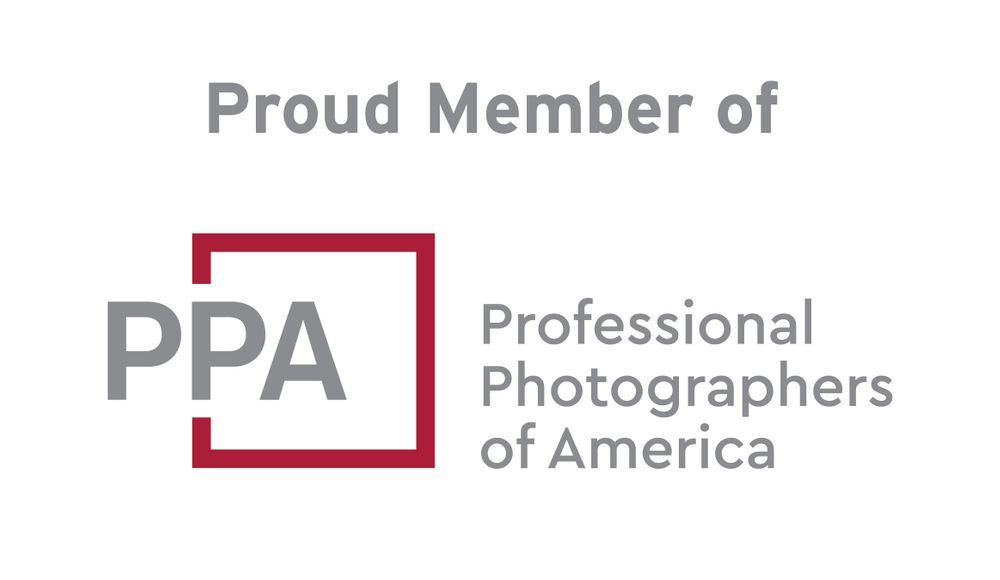 Proud Member of the Professional Photographers of America (PPA)