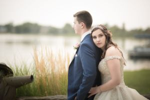 Dreamy Lakeside Wedding