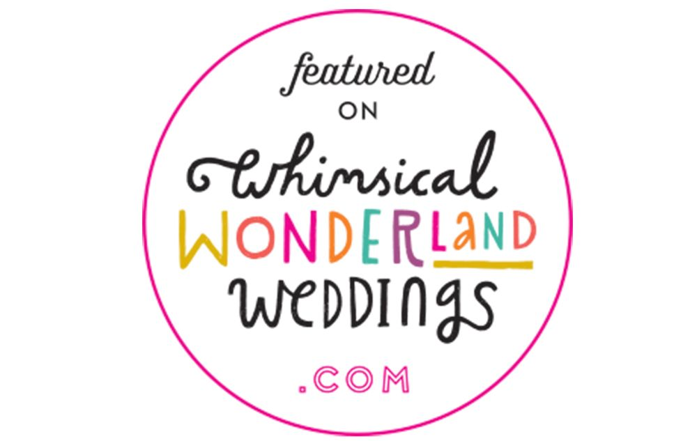 Faye Amare photography featured on Whimsical Wonderland Weddings Blog