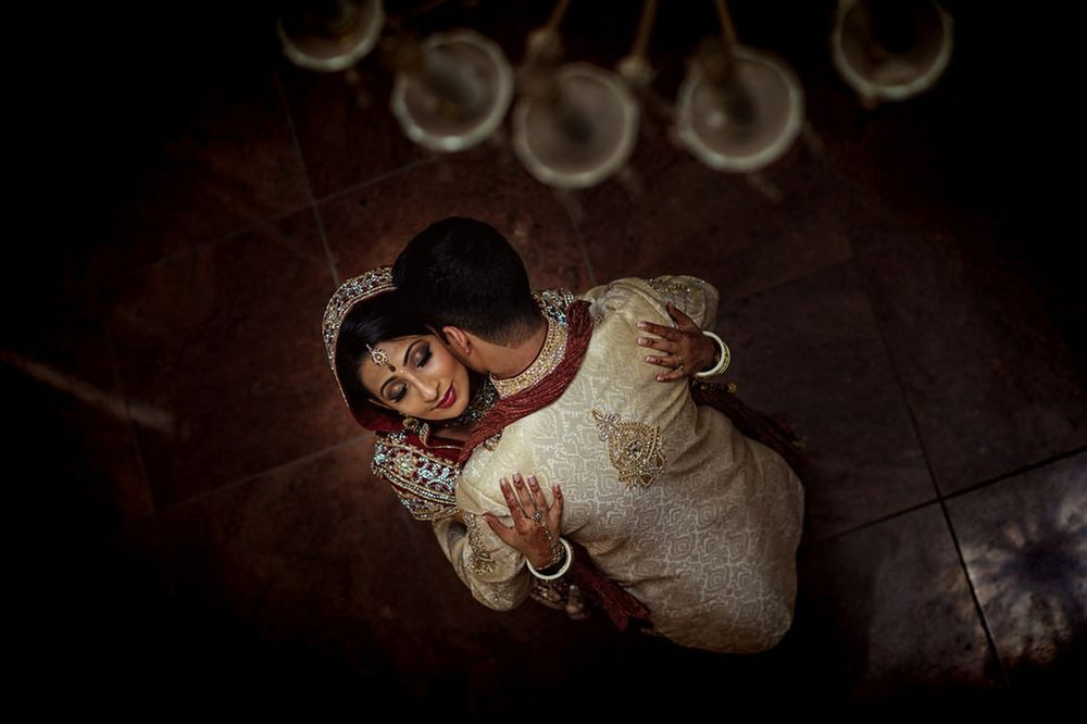 award winning oshwal centre wedding photo