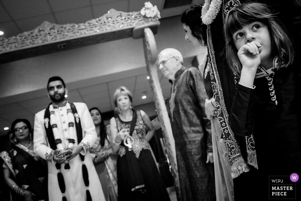 Luxury top Asian wedding photographer and cinematographer in birmingham