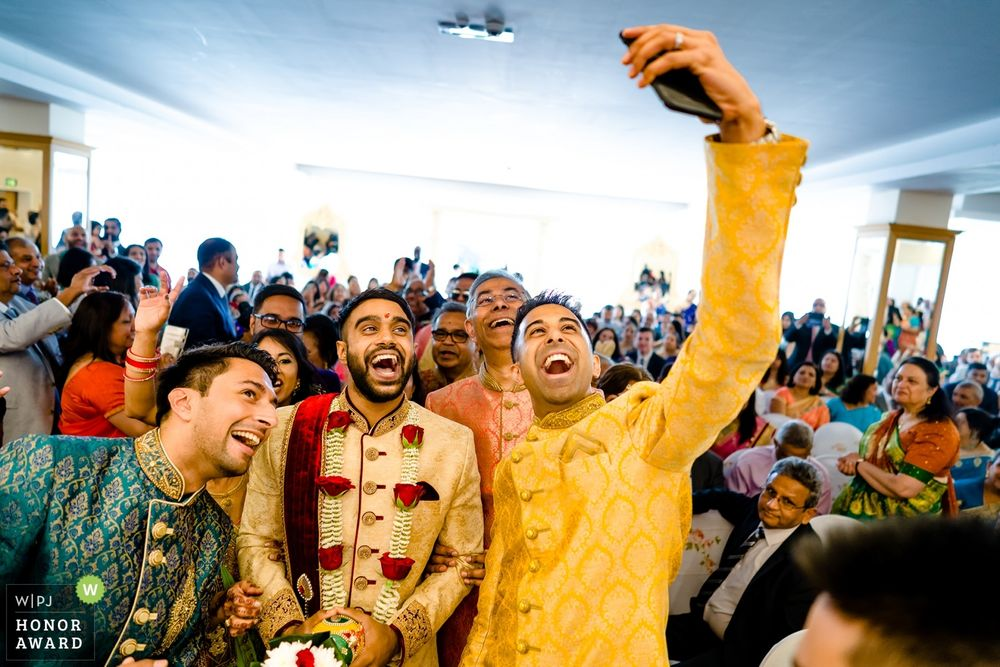 Luxury top Asian wedding photographer and cinematographer in uk