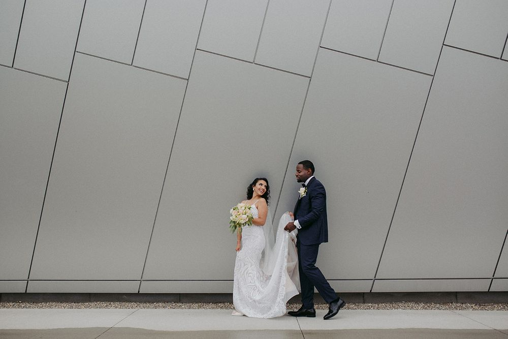 Toronto Wedding Couple