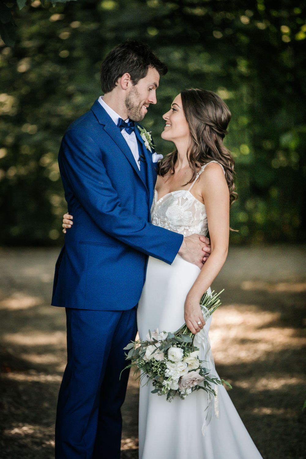 Whistle Bear Golf Club Cambridge Bride and Groom Wedding Photos