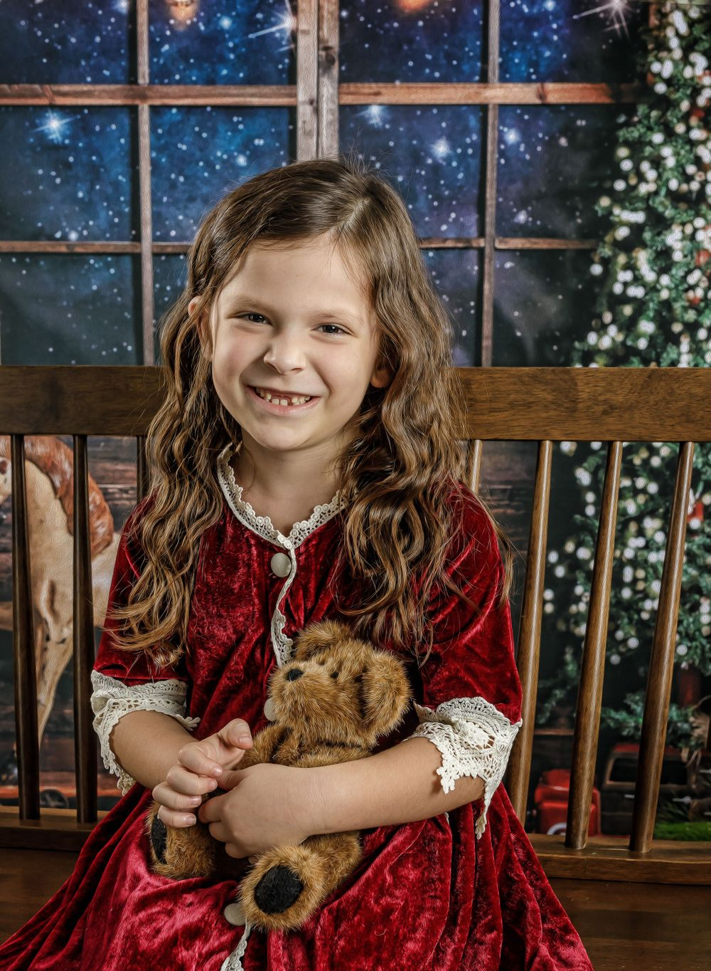 austin newborn photograpy 2020 Magic of the Holidays Limited edition Santa's Magical Workshop All I want for CHristmas