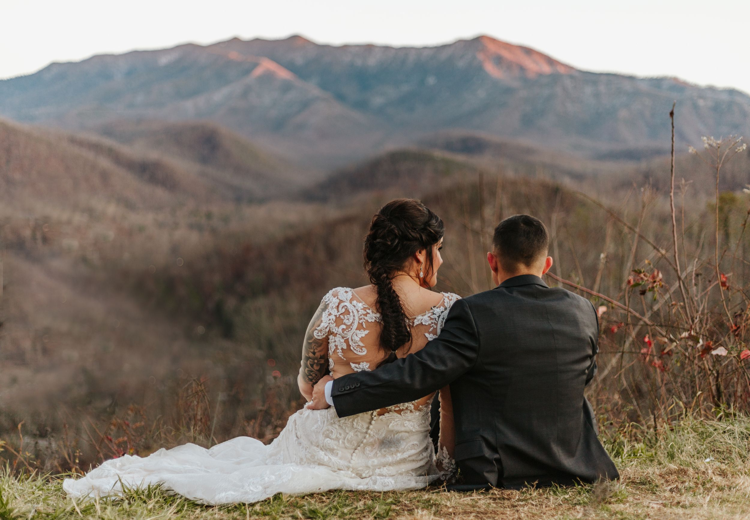 How to Elope in Tennessee! - Sarah Swainson Photography