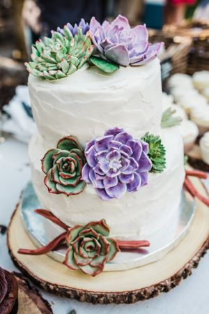 wedding cake in penn valley, nevada county