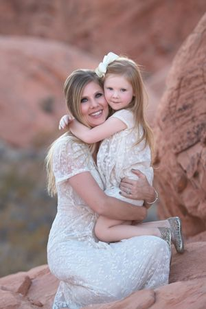 Las Vegas Mommy and Me Photography