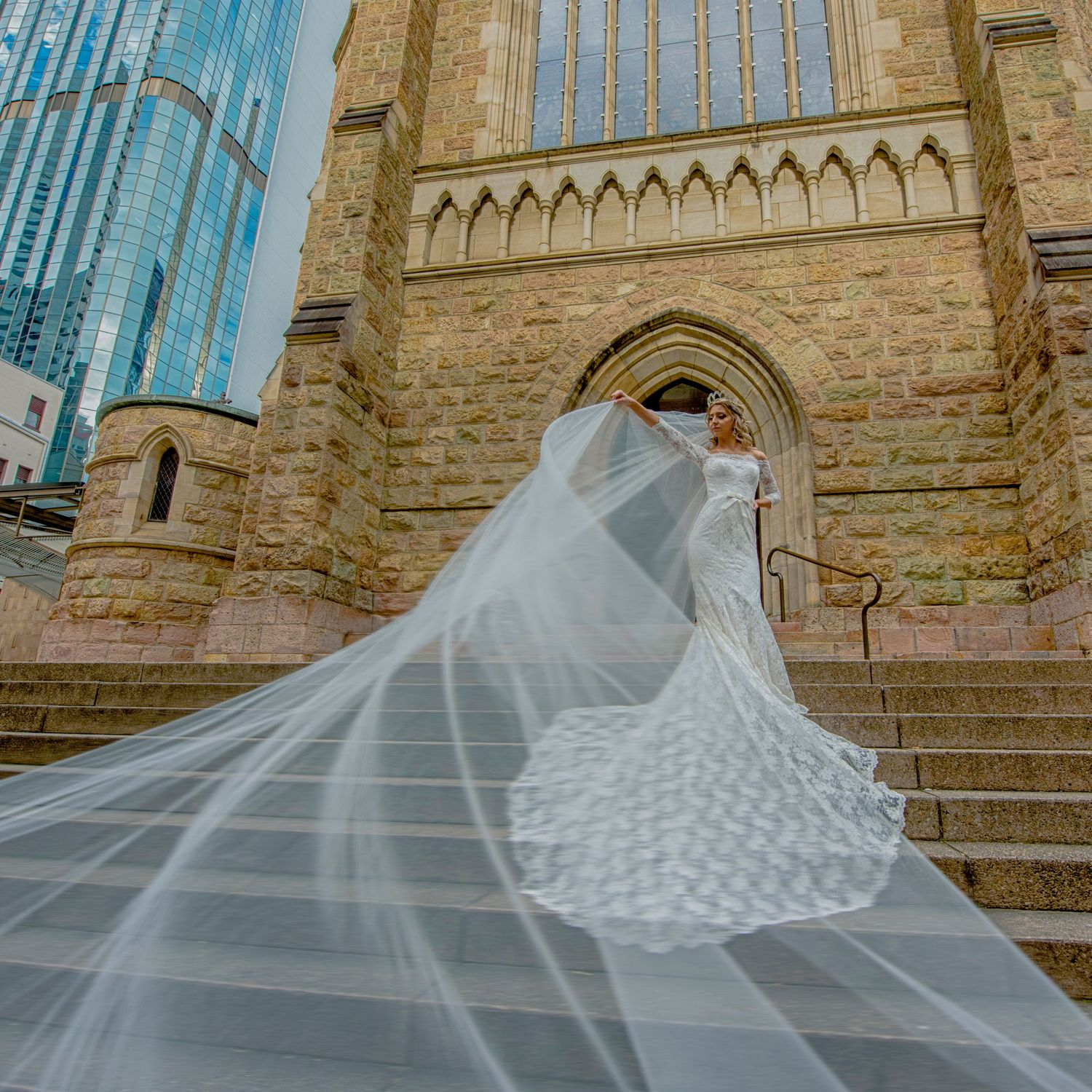 St Stephens Cathedral Veil