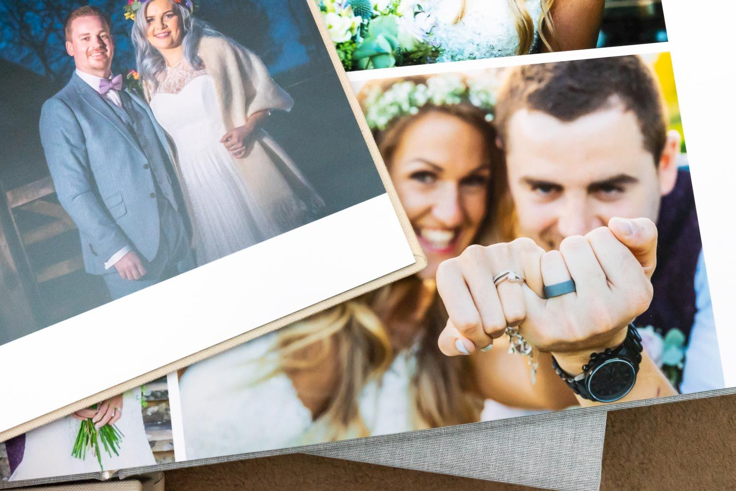 Wedding albums by tbutlerphotography