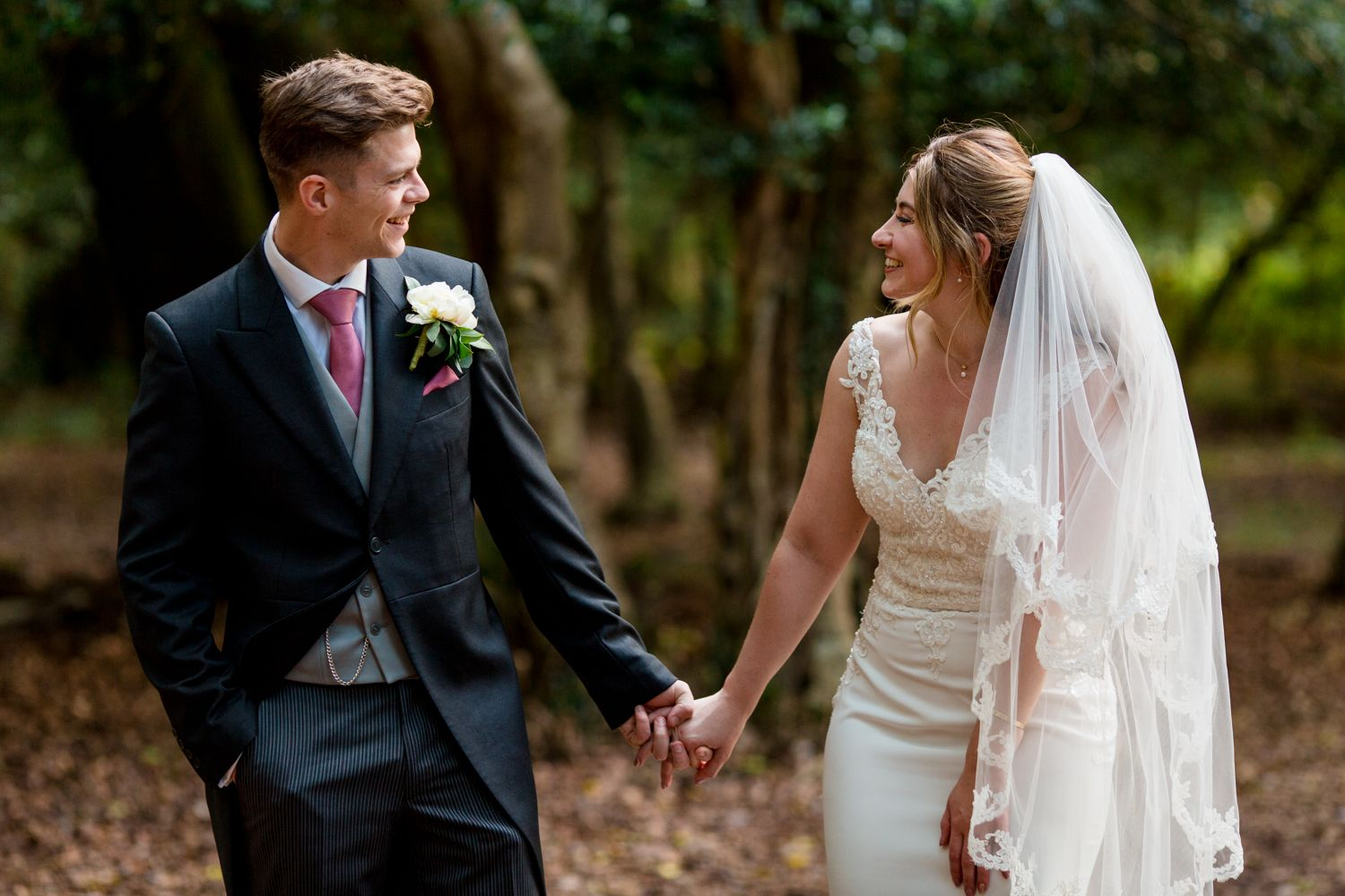 Moorhill House Hotel, New Forest Wedding Photographer