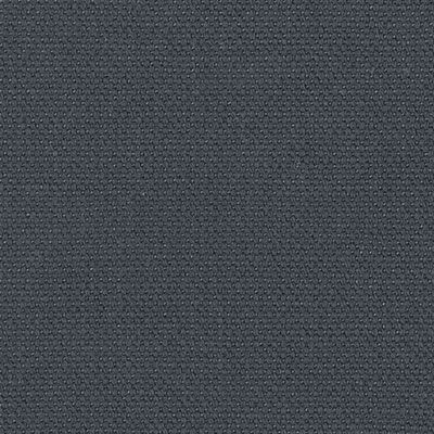Anthracite Cotton Fabric Colour Swatch