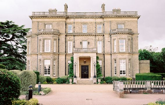 Hedsor House Buckinghamshire is on Faye Amare's wedding venue bucket list