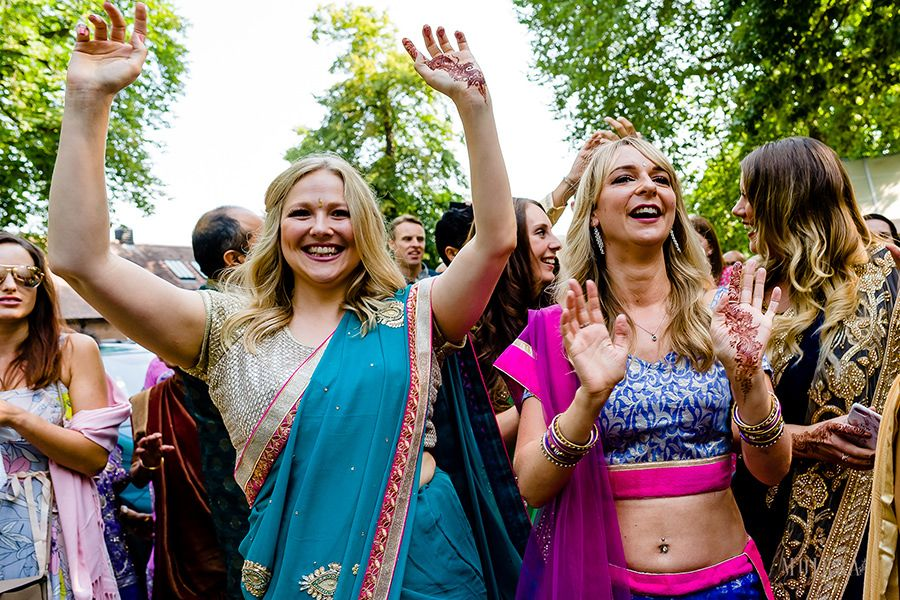 luxury wedding photography at sopwell house hindu wedding