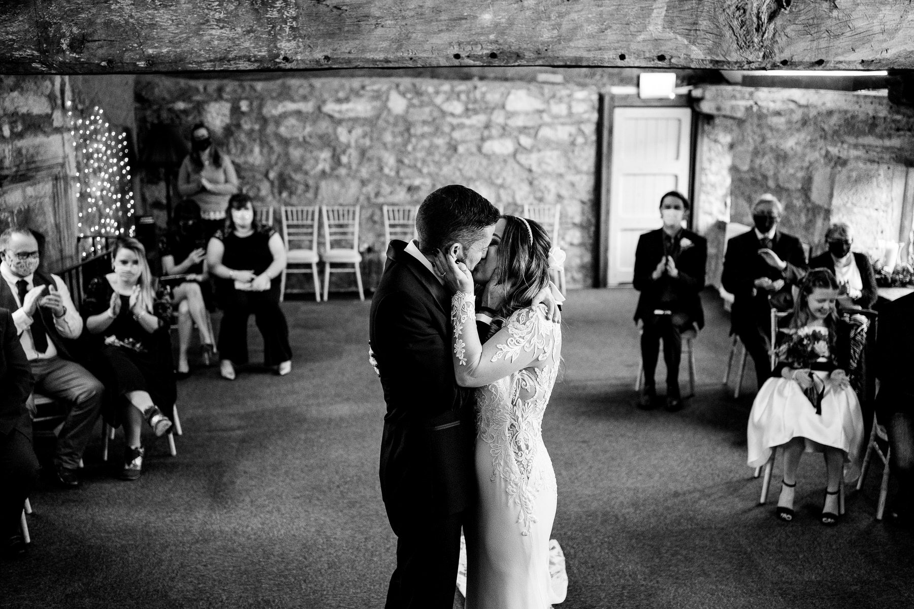 Askham Hall First Kiss