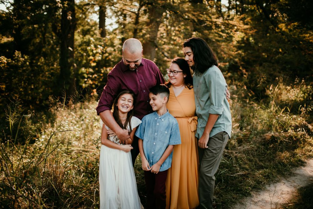 Garcia family session