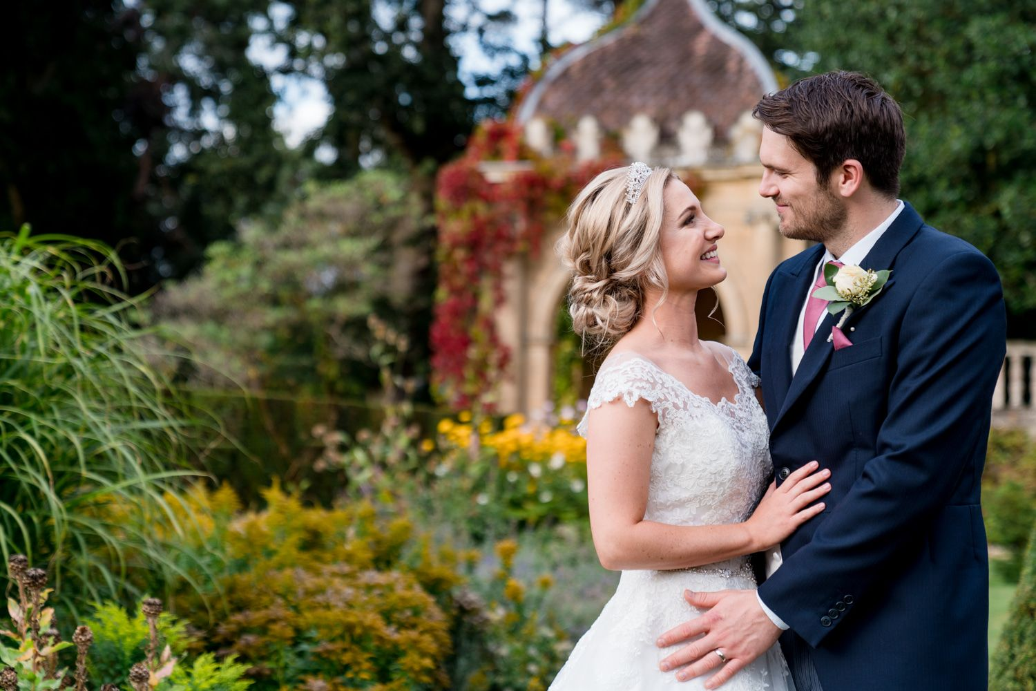 Garden Wedding Photography by Tash and Will