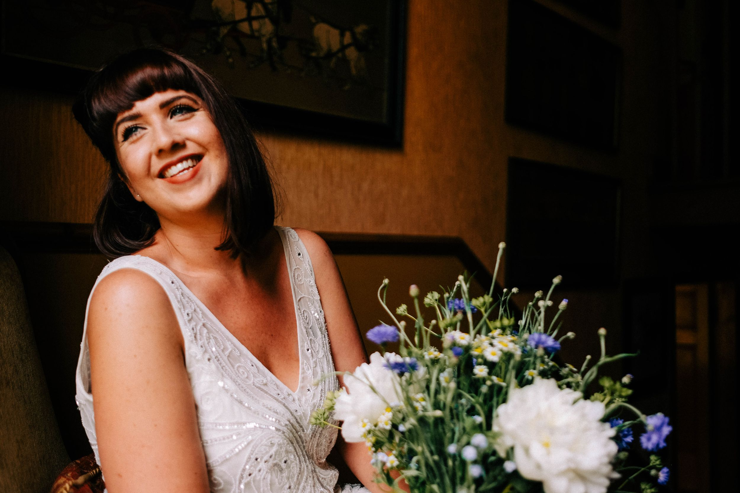 Chelsea Cannar Photography - Lake district wedding photographer, natural and relaxed coverage - New House Farm Wedding