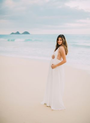 North Shore Photographer - Hawaii Babymoon - Oahu Maternity Photographer - Patricia Allison Photography-3
