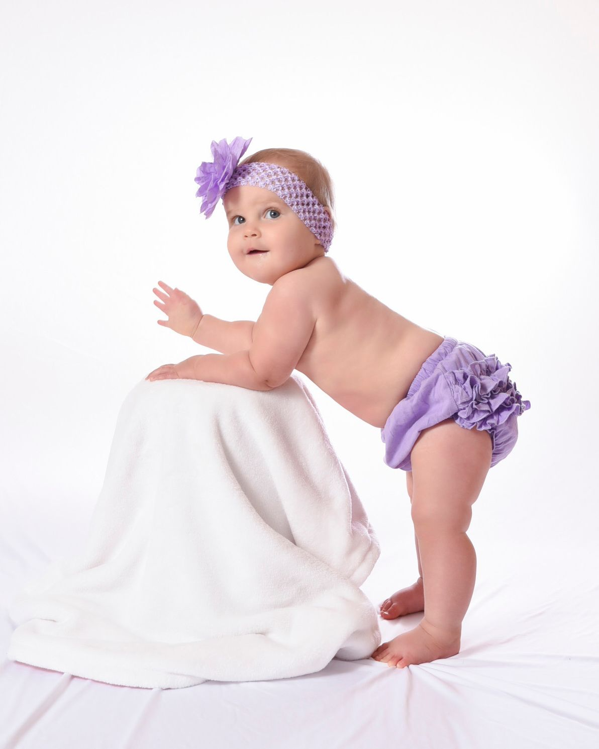 baby portrait photo by Kathleen Hall Photography