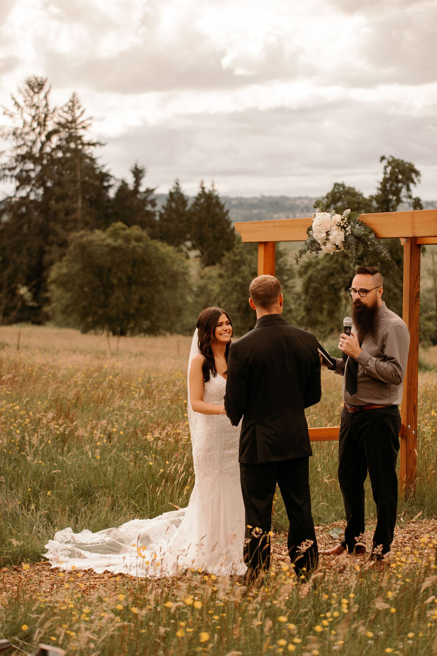 Snohomish Wedding Photographer