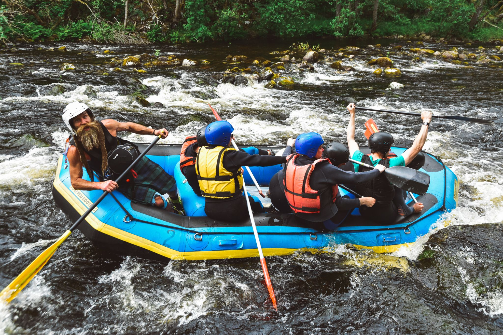 rafting tummel freespirits adventure photography