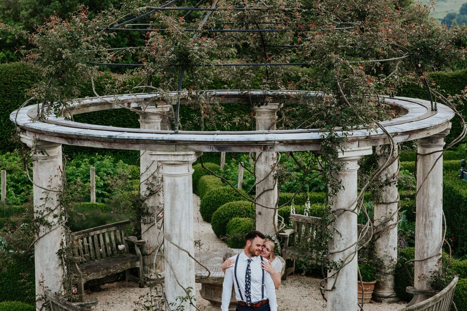 Euridge Manor wedding