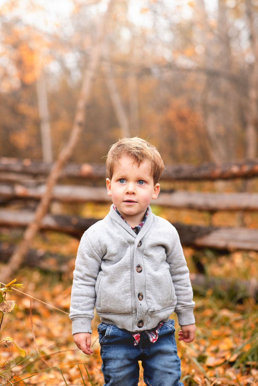 fall family photo, child in fall, fall portrait, Kamloops photographer