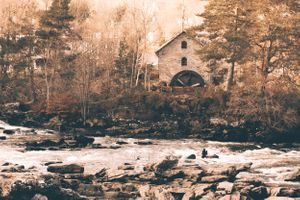 Killin Watermill