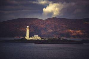 Isle of Mull Lighthouse