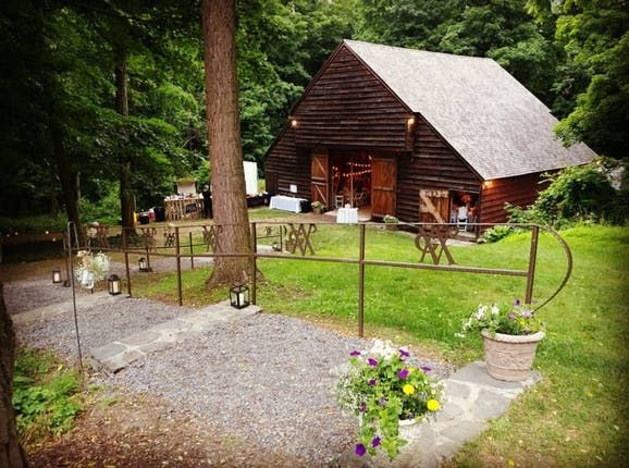 M.t Gulian Hudson Valley small wedding venue