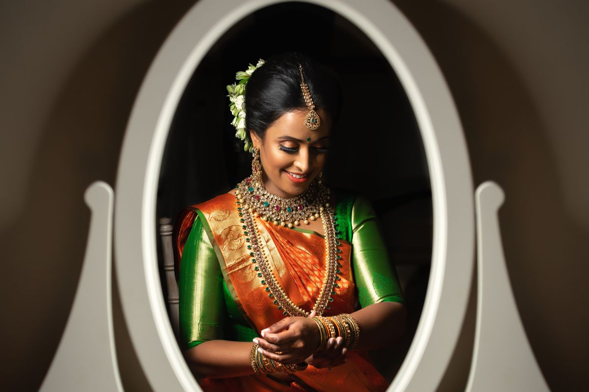 Tamil wedding photography at The Meridian Grand by Tamil wedding photographer Sheraz Khwaja